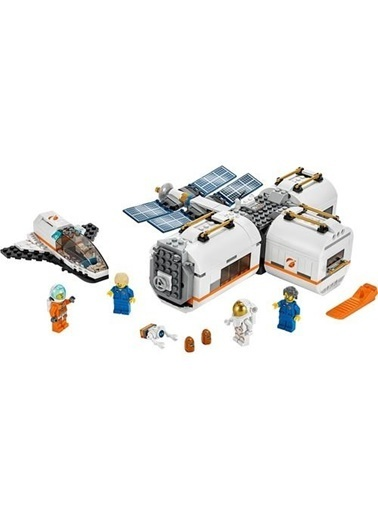 Lego LEGO City Ay Uzay İstasyonu Renkli